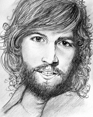 Barry Gibb  Poster by Patrice Torrillo