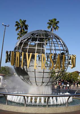 World Of Universal Poster