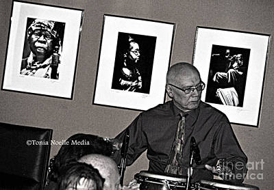 Poster featuring the photograph World Renowned Bobby Torres by Tonia Noelle