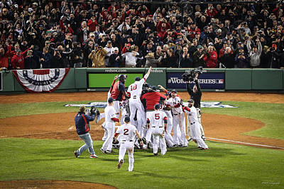 World Series Game Six 5 Poster