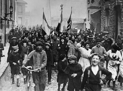 World War I Armistice, 1918 Poster