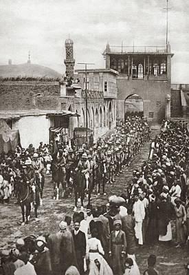 World War I Baghdad, 1917 Poster