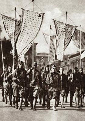World War I Parade, 1919 Poster by Granger