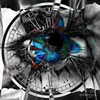 Worry The Clock Poster