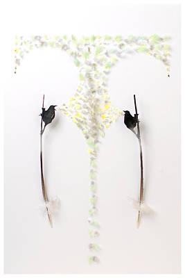 Wren Territory 2 Poster by Chris Maynard