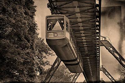 Wuppertal V Poster by Nicole Frischlich