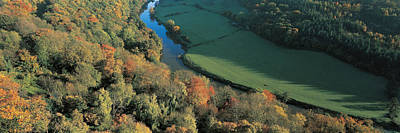 Wye Valley S Wales Poster