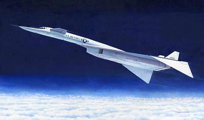 Xb-70 Poster