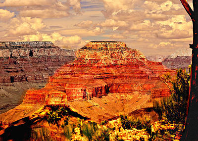Yavapai Grand Canyon Poster