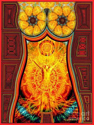 Yearning-spirit Rising Poster