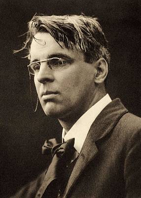 Yeats, William Butler 1865-1939. � Poster by Everett