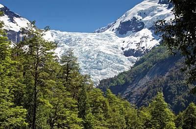 Yelcho Chico Glacier Poster