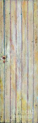 Yellow Door Poster by Asha Carolyn Young