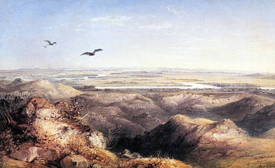 Yellowstone & Missouri Poster by Granger