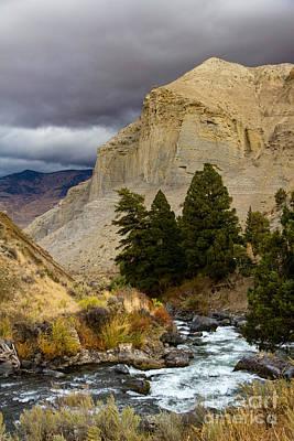 Yellowstone's Beauty Poster