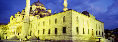 Yeni Mosque, Istanbul, Turkey Poster by Panoramic Images
