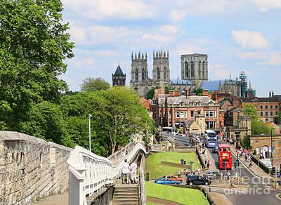 York England 6180 Poster
