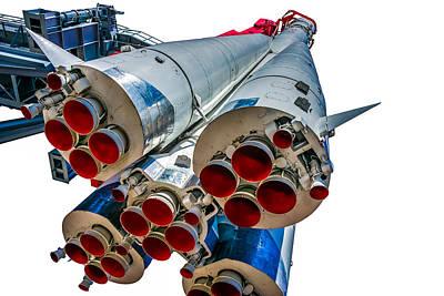 Yuri Gagarin's Spacecraft Vostok-1 - 5 Poster