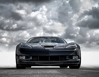 Z06 Poster by Douglas Pittman