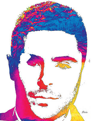 Zac Efron Poster by Dalon Ryan