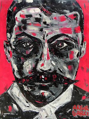 Zapata Poster by Arturo Garcia