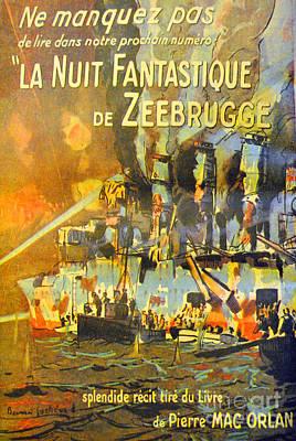 Zeebrugge Poster