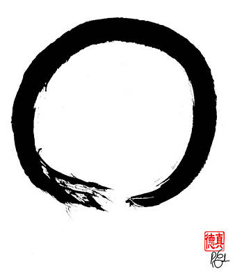 Zen Circle Four Poster