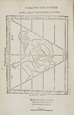 Zepheo Star Constellation Poster