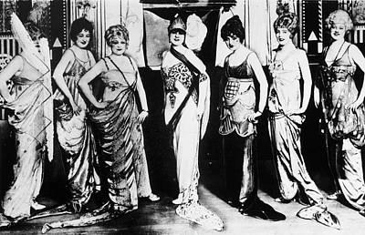 Ziegfeld Follies, C1920 Poster by Granger