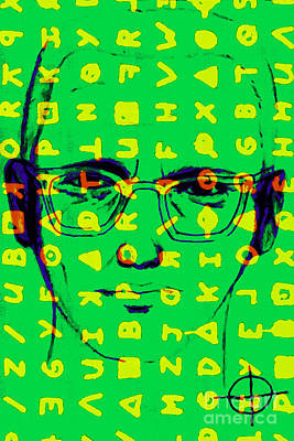 Zodiac Killer With Code And Sign 20130213 Poster