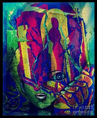 Zwangs-emanzipiert Poster by Gertrude Scheffler
