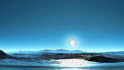 A Dancing Sun Poster