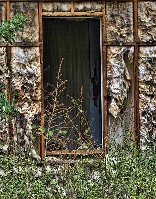 No Door Poster