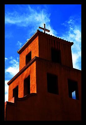 Poster featuring the photograph  Santuario De Guadalupe by Susanne Still