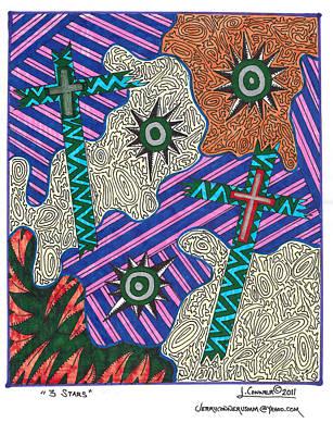 Jackson Pollock Abstract Poster
