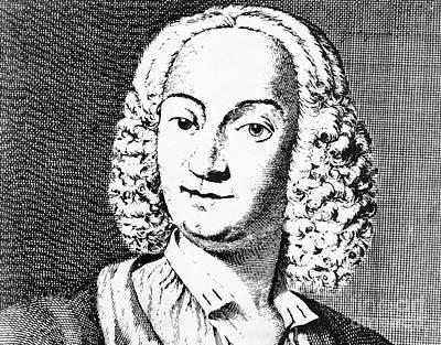 Antonio Vivaldi (c1675-1741) Poster