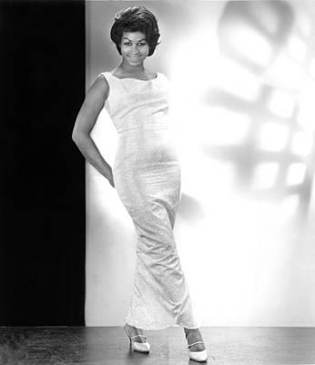 Aretha Franklin, 1965, Columbia Records Poster