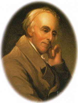 Benjamin Rush Poster by Science Source
