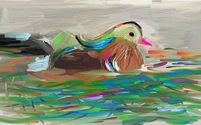 Bird Poster by Bogdan Floridana Oana