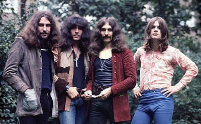 Black Sabbath 1970  Poster