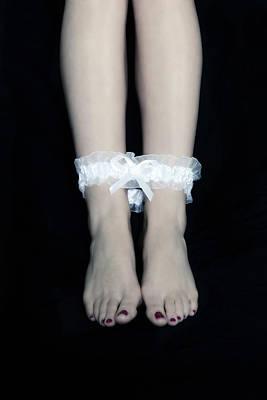 Bonded Legs Poster by Joana Kruse