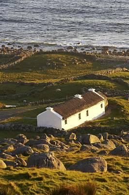 Bunbeg, County Donegal, Ireland Sunset Poster