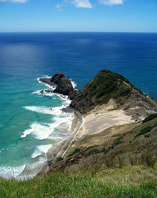 Poster featuring the photograph Cape Reinga - North Island by Peter Mooyman