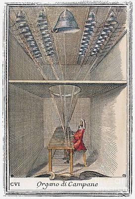 Carillon, 1723 Poster
