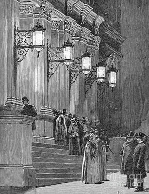 Carnegie Hall, 1891 Poster by Granger