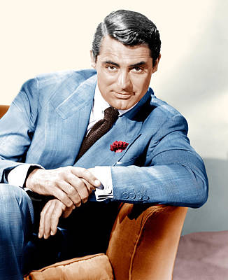 Cary Grant, Ca. 1936 Poster