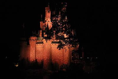 Castle Poster by Shweta Singh