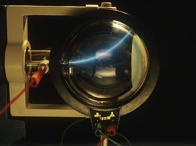 Cathode Ray Tube Poster