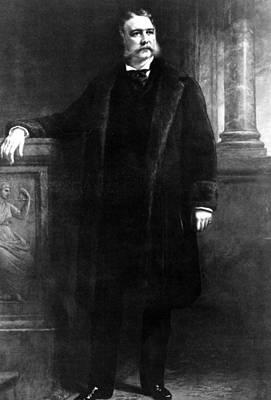 Chester Arthur, 21st President Poster