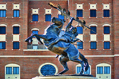 Chief Osceola And Renegade Unconquered Poster by Frank Feliciano